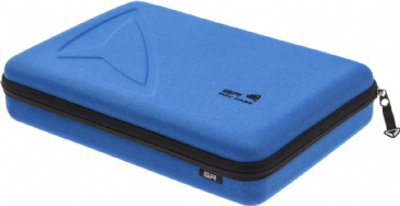 SP Storage Case Large for GoPro cameras and accessories - blue